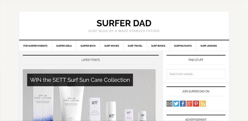 Surfer-Dad